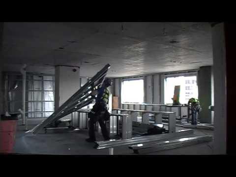 Bellevue Marriott interior panels