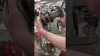 Kenwood Kmix blackchrome mixer…