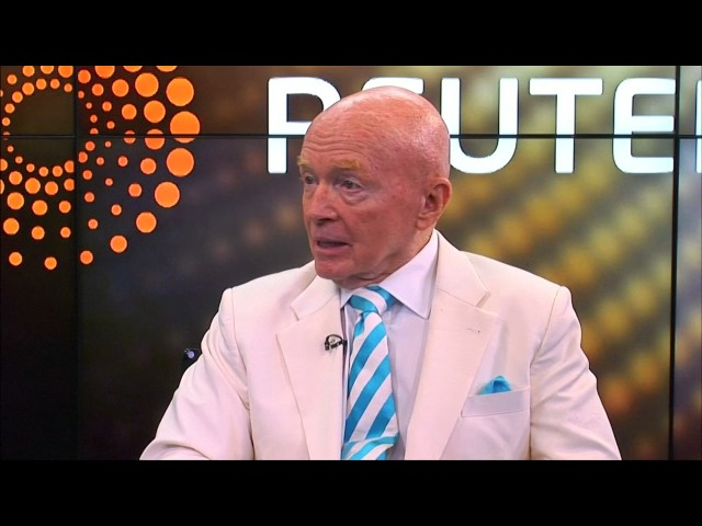 Mark Mobius bullish on Brazil