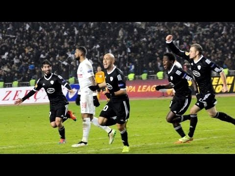 Карабах 0-0 Рудар прогноз, Лига чемпионов - 15.07.2015