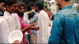 Humanity First Foundation Hyderabad Mohd Sujathullah Milaap.org Coverage