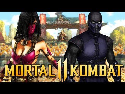 MORTAL KOMBAT 11: Noob Saibot, Mileena, Rain & Other Fan Favorite Character Prediction For MK11!