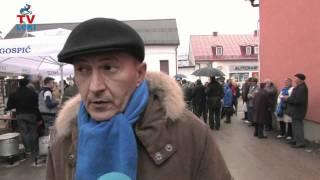 HDZ intervju Emil Tomljanović 02.12.2011. Gospić