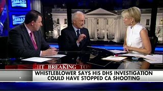 Whistleblower Says He Could Have Prevented CA Attack If Gov't Didn't Cut Funding