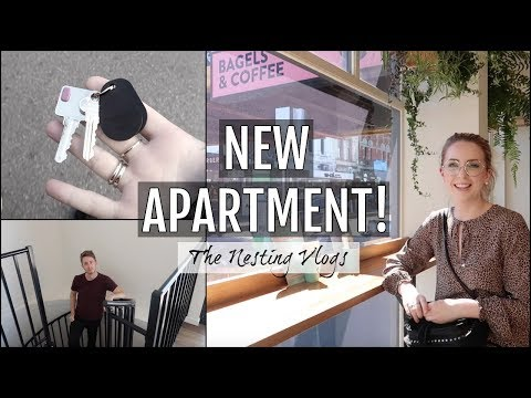 EMPTY APARTMENT TOUR - New York Loft Style | #TheNestingVlogs