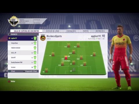 EGN eSports FPF vs Rio Ave FC eSports Liga Portuguesa eSports Pro Clubs
