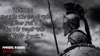 Powerful warrior quotes    Glorious quotes.