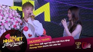 Em Gái Mưa - Đức Phúc, Hương Tràm | Gala Nhạc Việt - Fan Party (Official)