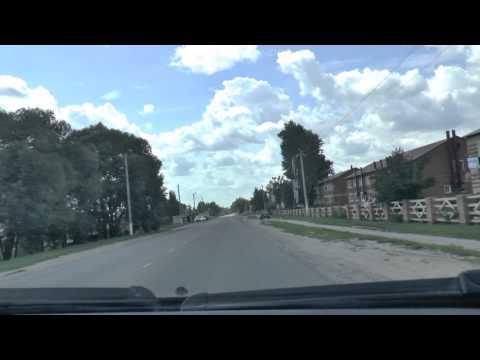 Экскурсия по маршруту Сосновка Чекмари  ч 1