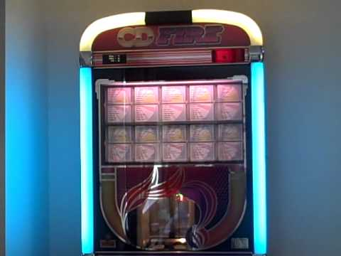 Nsm Fire Jukebox with LED conversion