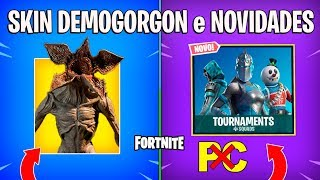 FORTNITE-NEW SKIN EVENT, CHANGES IN PC and TRIOS TOURNAMENT?