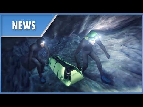 Thai Cave Rescue: 3D reconstruction