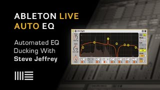 Ableton Live Automated EQ Ducking - With Bombstrikes Steve Jeffrey