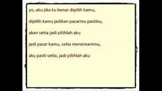 Aurel Hermansyah - Pilihlah Aku Ft. Deanda Lyrics HD