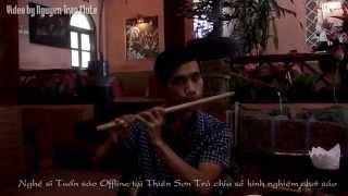 HƯƠNG QUÊ - Sáo trúc | Tuấn Sáo chia sẻ ngón sáo