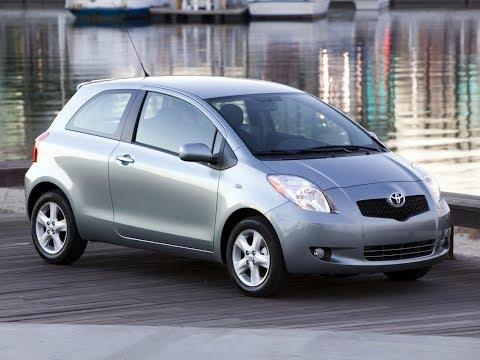 Снятие и установка стартера Toyota Yaris.