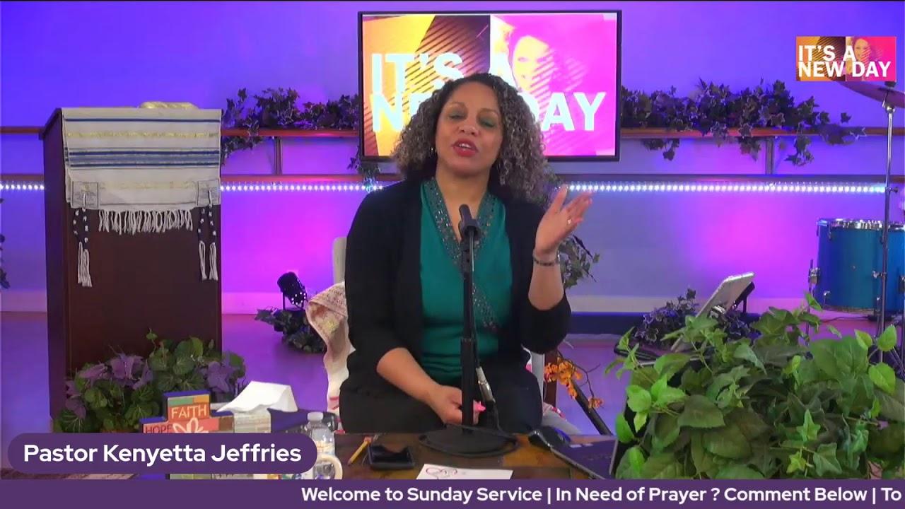 SUNDAY SERVICE  LIVE |  JANUARY 24,2021
