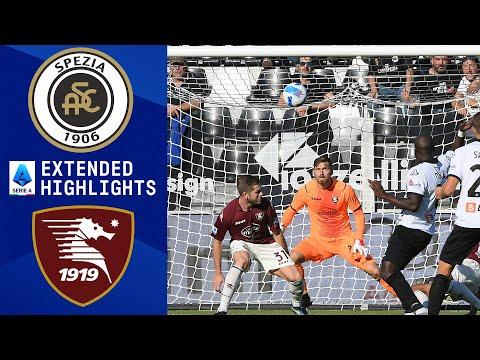 Spezia vs. Salernitana: Extended Highlights   Serie A   CBS Sports Golazo