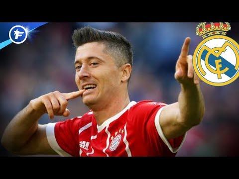 Lewandowski change d'agent pour aller à Madrid ? | Revue de presse