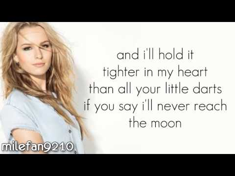 Bridgit Mendler - Postcard LYRICS (Hello my name is... ALBUM)