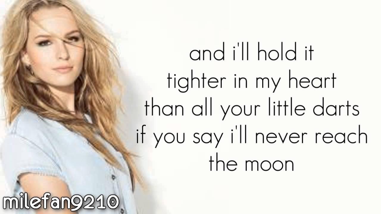 Bridgit Mendler Postcard Lyrics Hello My Name Is Album Youtube