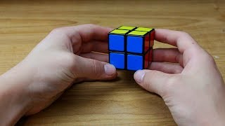 How To Solve a 2x2 Rubik's Cube | Simple Method thumbnail