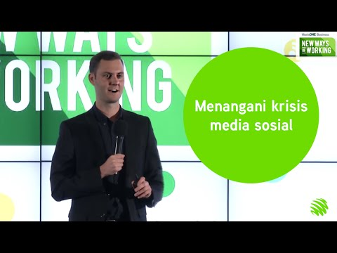 Tim Sharp & Goon (Asia Pacific Digital) di Maxis Digital SME Conference