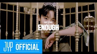"BOY STORY ""Enough"" Teaser 4 - ZEYU"