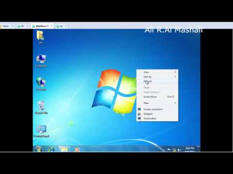 Install administrative tools active directory in windows 7 & XP