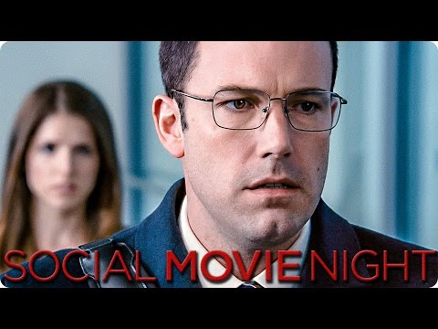 THE ACCOUNTANT Social Movie Night - 550 Tickets mit DoktorFroid