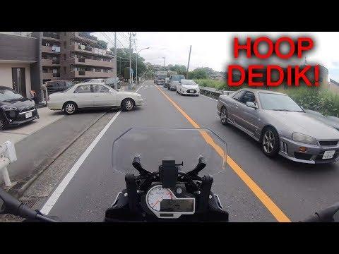 İşe Giderken - Bölüm 2 | Yeni Araba geliyor | #Motovlog | Japonic