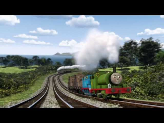 Canción Corre Thomas - Thomas & Friends Videos De Viajes