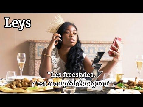 Youtube: Leys:«Les freestyles, c'est mon pêché mignon»