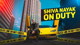 CAPTAIN SHIVA NAYAK GOING ON DUTY | GTA V ROLEPLAY LIVE WITH DYNAMO GAMING
