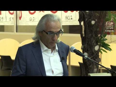"Phil Fontaine - ""A Look Back and a Look Forward"""