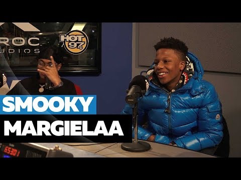 15 Year Old Smooky MarGielaa Talks Signing to A$AP & Being the Culture's Youngest Leader