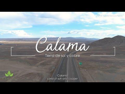 Calama, Chile, Tierra Del Sol Y Cobre. Desierto De Atacama
