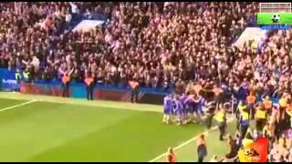 [Chelsea 1-0 Everton] هدف قاتل لتشيلسى لامبارد بدون صلاح