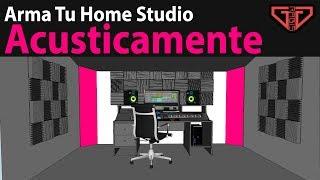 Estudio de musica en casa
