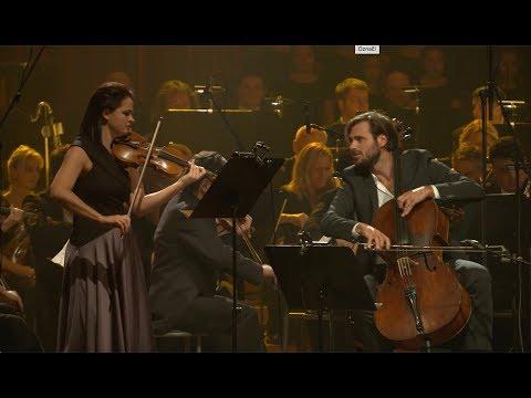 HAUSER & Lana Trotovsek - J. S. Bach: Erbarme Dich, Mein Gott (St. Matthew Passion)