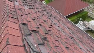 Asfaltovy sindel oprava strecha - www.bruyo.sk