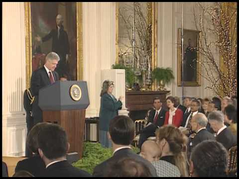 Medal of Freedom Ceremony (1998)