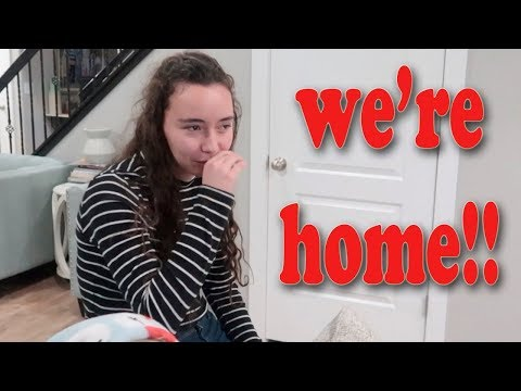 She Missed us so much!!!      (family vlog)