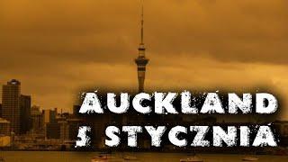 Efekty pożarów z Australii dotarły do Nowej Zelandii