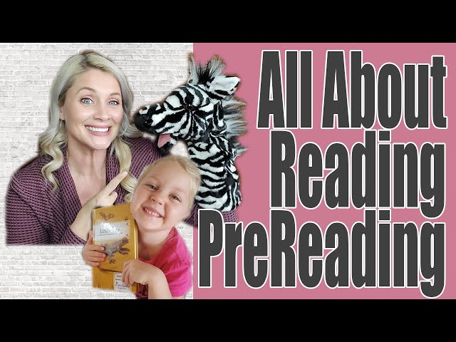 ALL ABOUT READING PRE READING CURRICULUM REVIEW | Pre K Language Arts | Timberdoodle Non Religious