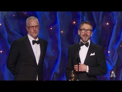 """""""1917"""" wins Best Sound Mixing"""