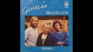 Genesis - Man On The Corner (1982 U.S. Single Edit)HQ
