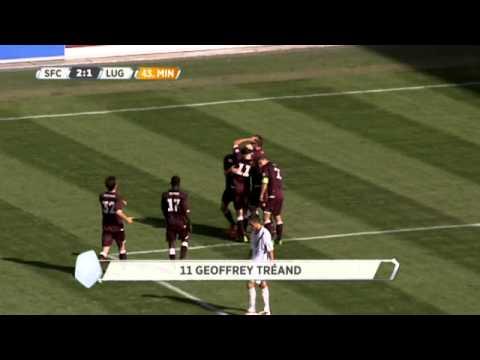 Highlights Servette Lugano 7e    Multimedia Swiss Football League