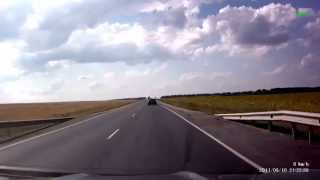 В Пензе появилось видео ДТП, в котором погибли 6 человек