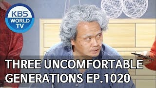 Three Uncomfortable Generations [Gag Concert / 2019.10.26]